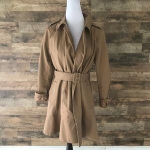 Forever 21 Women's Trench Coat